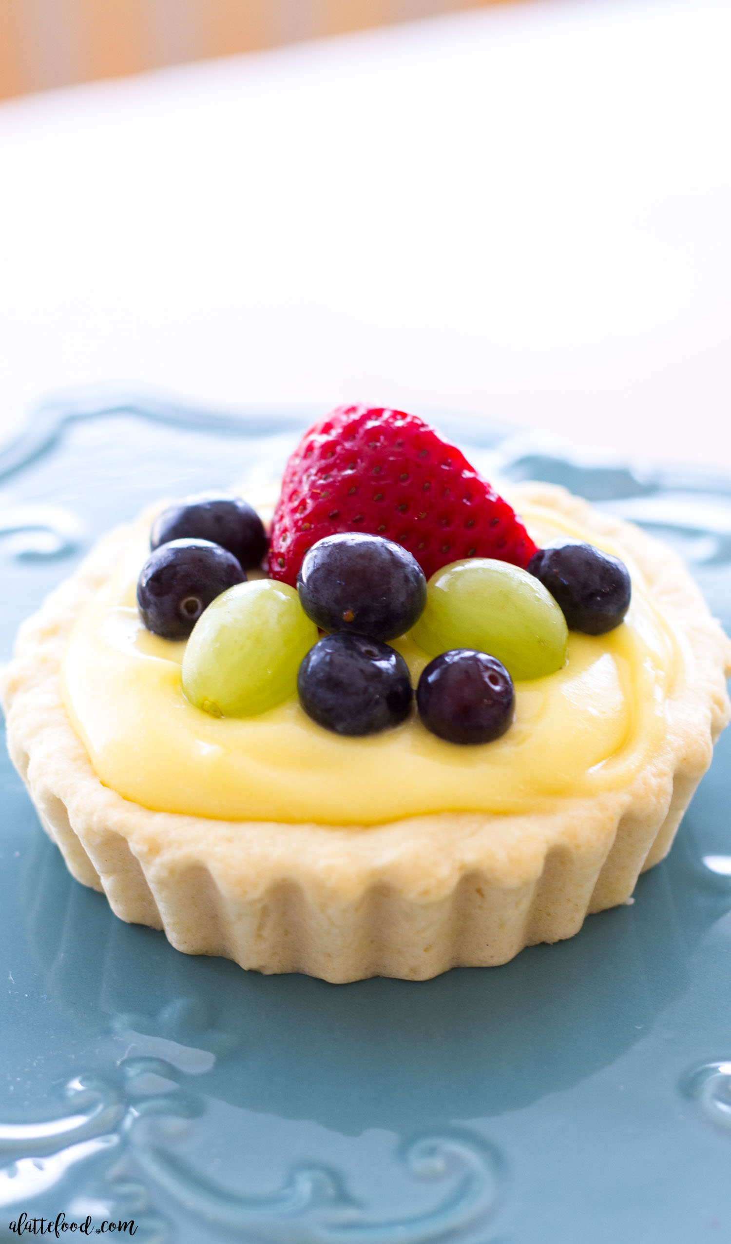 Fruit Tart Whole Food