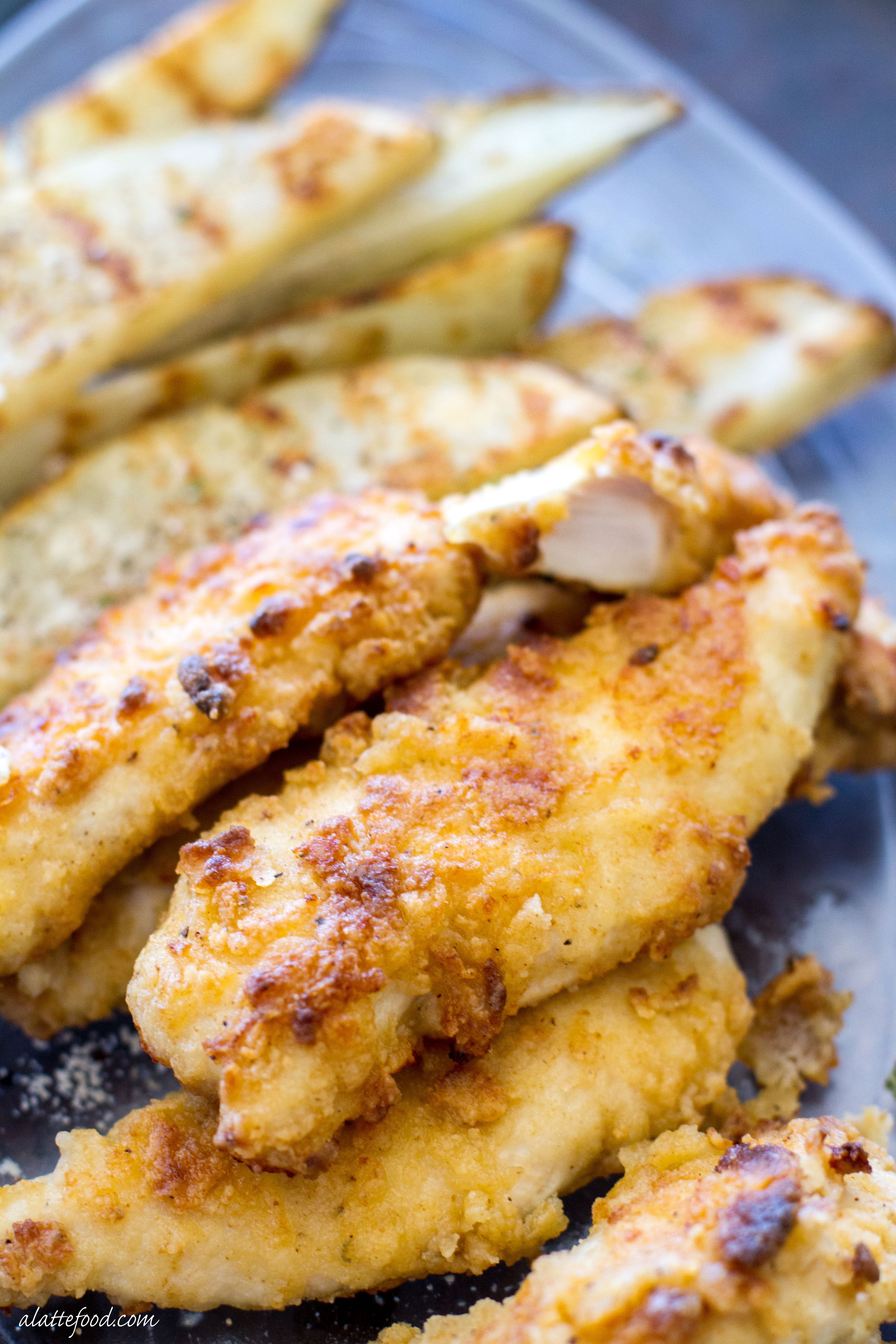 {ovenbaked} Ranch Chicken Tenders