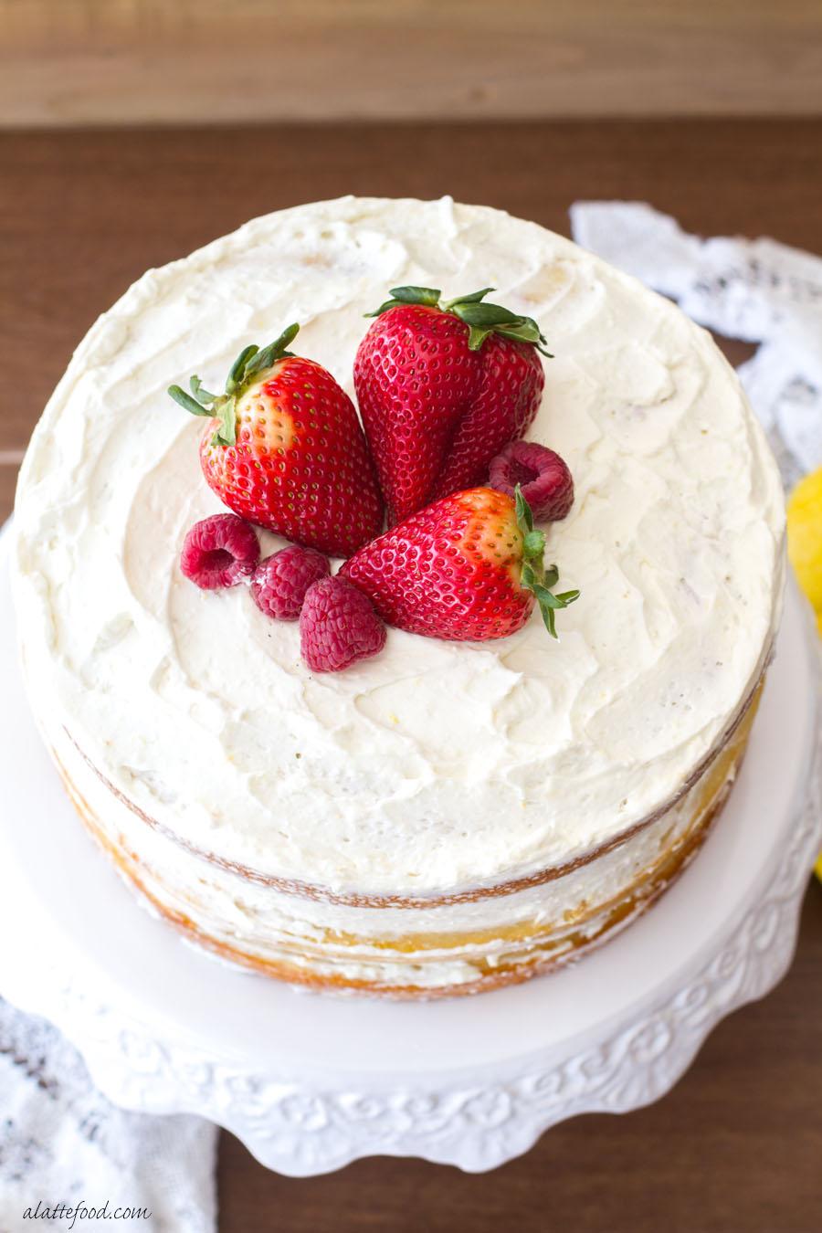 Beautiful Homemade Cakes Recipes