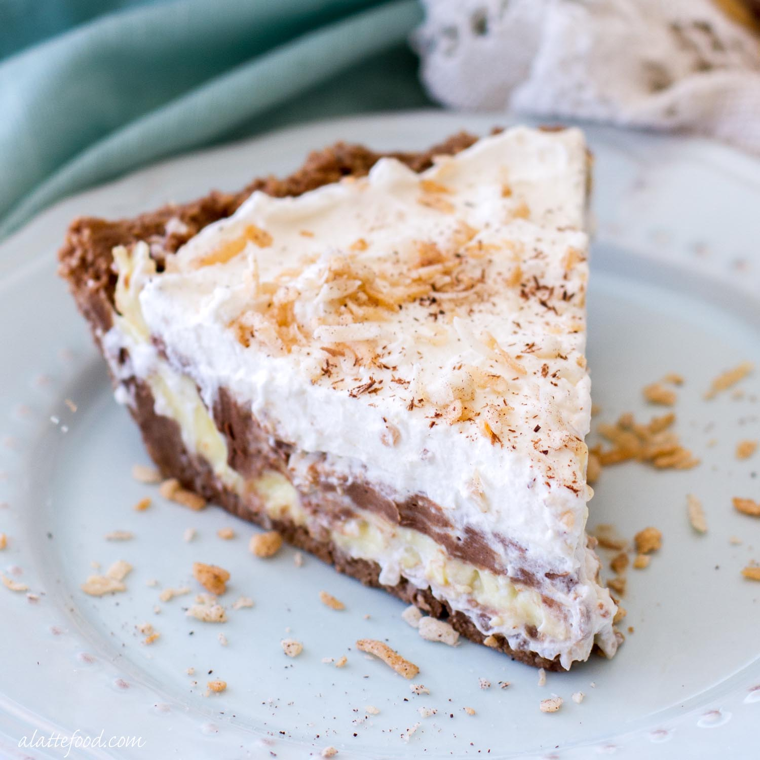 What is the recipe for coconut cream pie-6942
