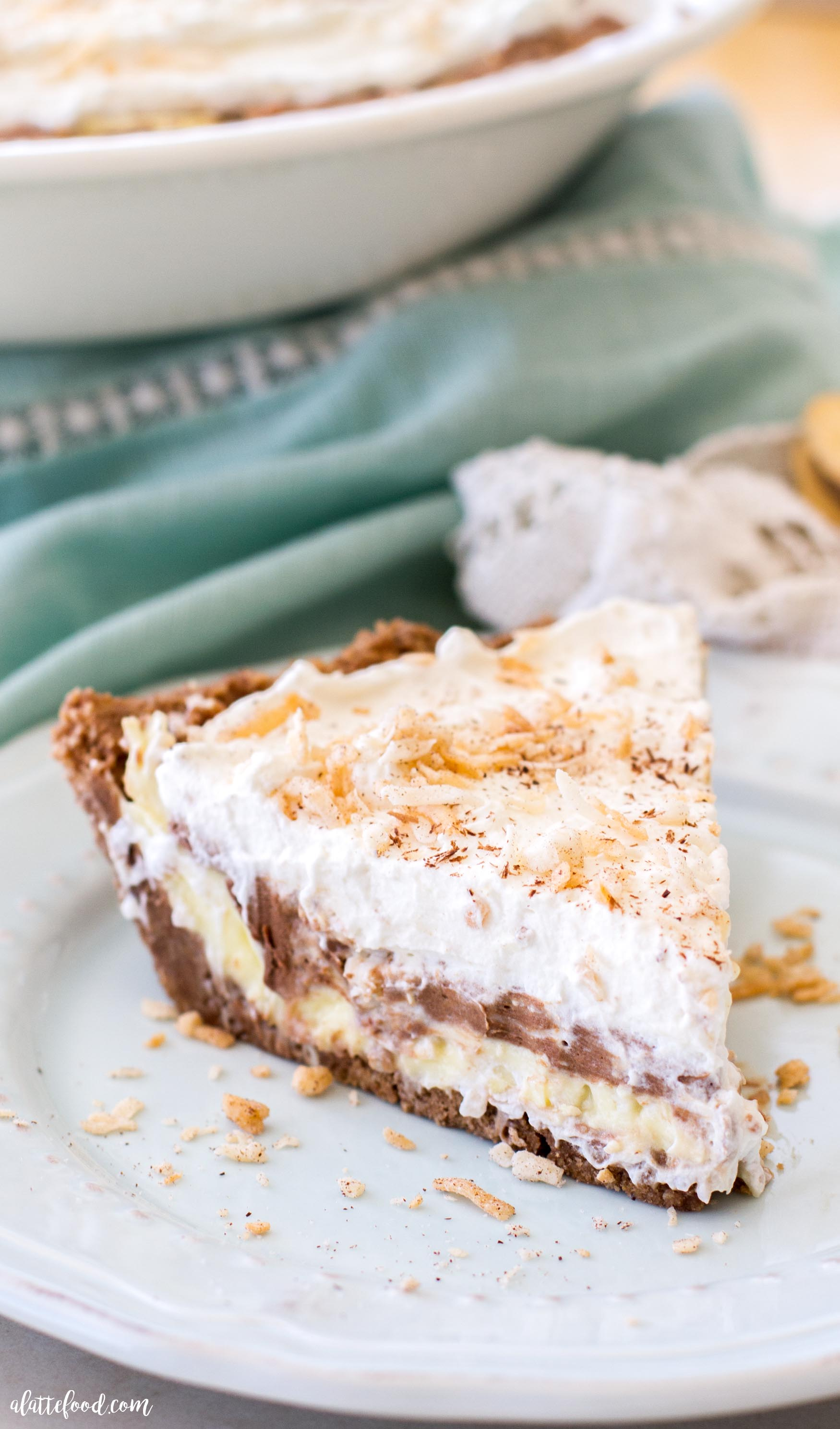 Tis the season for all things no-bake and ice cream related!